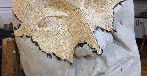 Mosaic Sculptures-image