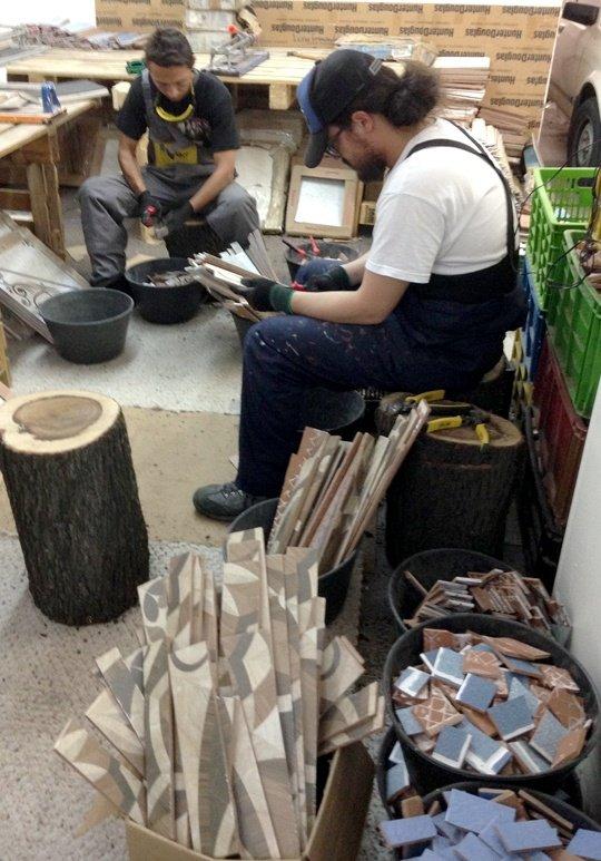 Chopping Tiles Bogota