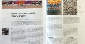 Mosaique Magazine feature