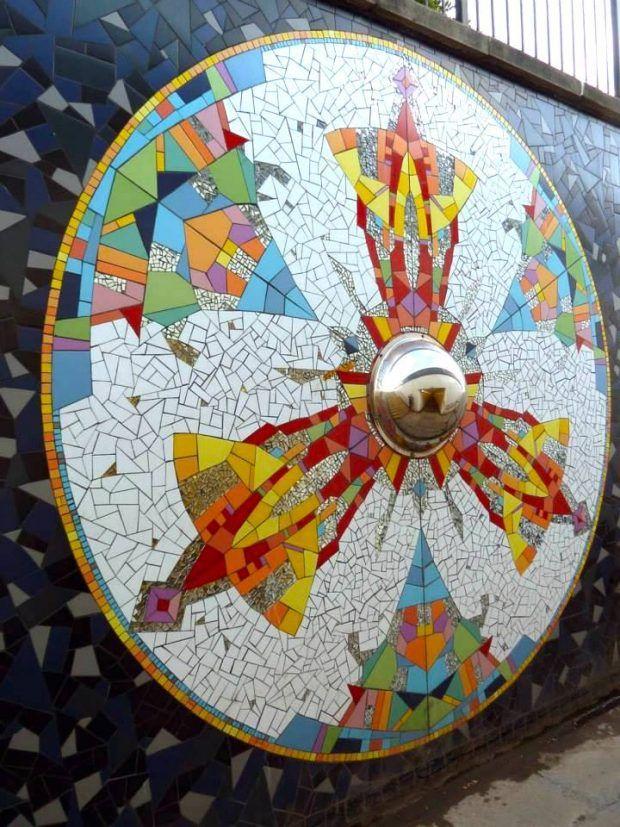 It's Good To Be Me - Kaleidoscope mosaic