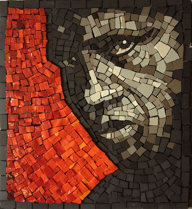 Robeson mosaic