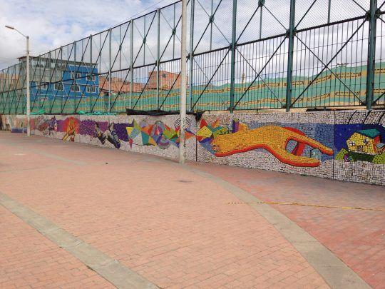 view of Las Maos de Todos