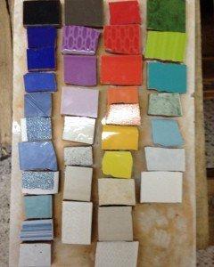 Bogota Colour Palette