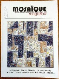 Mosaique Magazine July 2016