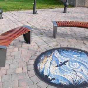Coot Rhynes Mosaic – Somerset