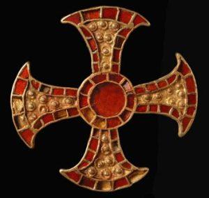 The Trumpington Cross