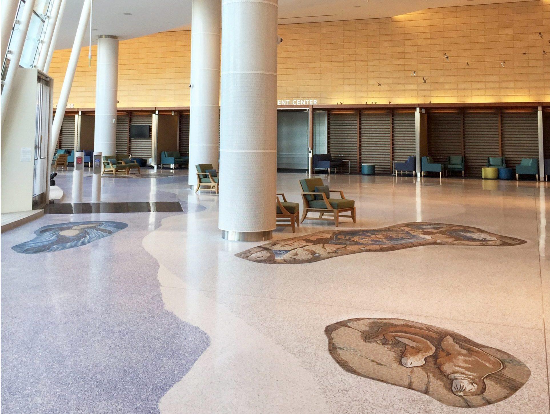 LPCH Lobby View