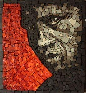 Paul Robeson Mosaic