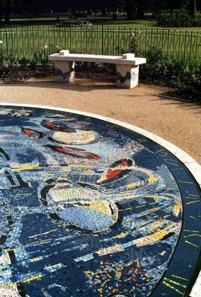Southampton East Park Mosaic