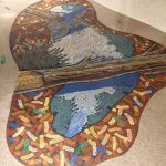 Log Crossing Mosaic