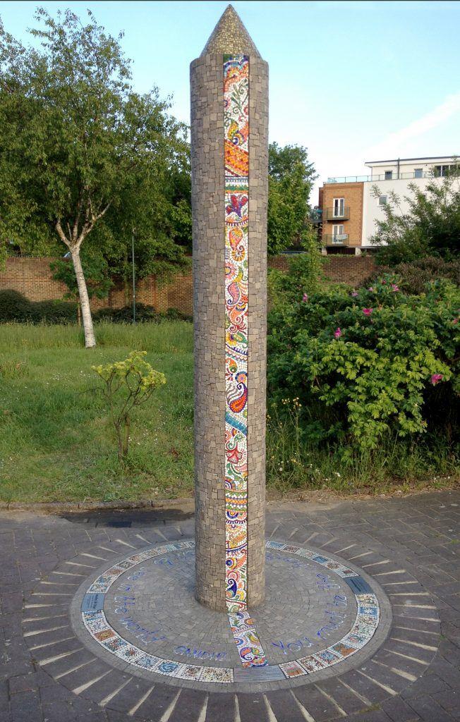 Redbridge Community Peace Memorial