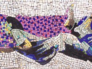 Las Manos De Todos mosaic