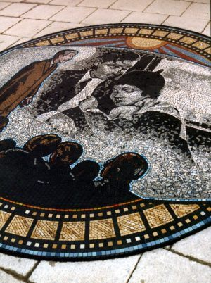 Cinema Nights Mosaic