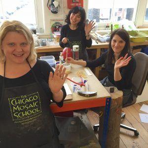 Drostle Public Arts studio team