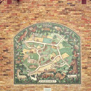 Eversholt Millennium Parish Map