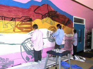 Time & Tides school workshop