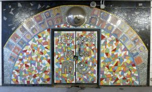 Its Good To Be Me School Mosaics