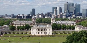 Greenwich and the Isle of Dogs