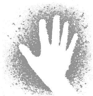 Drostle hand logo