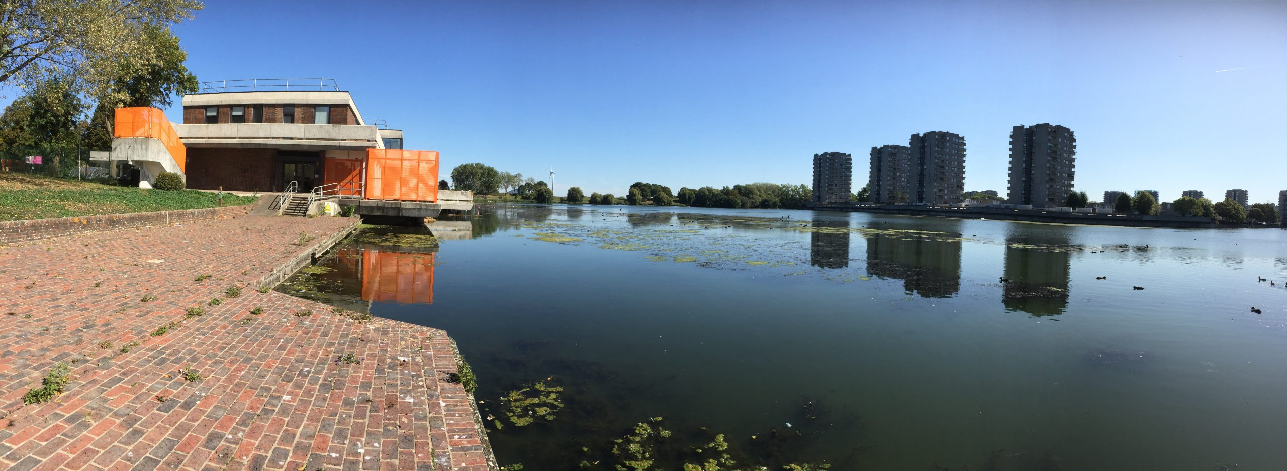 The Lakeside Centre, Thamesmead