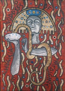 Hygieia Mosaic