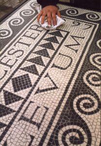Gloucester Glevum Mosaic