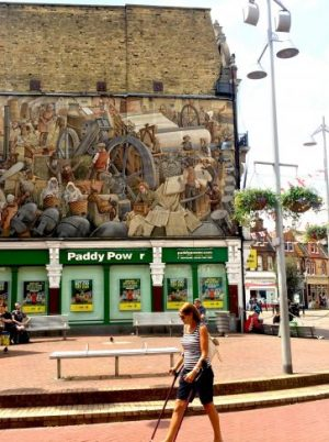 Dartford Industrial Heritage Mural