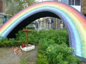 Hemel Hempstead Peace Memorial Mosaic