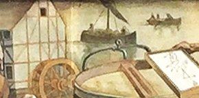 River Trade - Dartford Heritage Mural