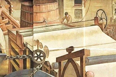 Donkin's paper mill