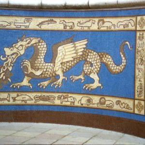 ChingWay Gateway Guardians Mosaic