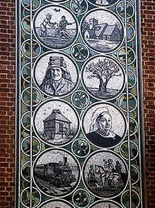 Chingford Heritage Mosaic – Waltham Forest, London