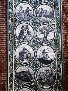 Chingford Heritage Mosaic