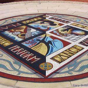 Arts Arena Mosaic