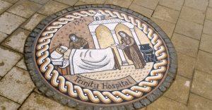 Trinity Hospital Mosaic, Leicester