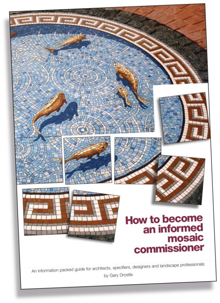 Gary Drostle - Mosaic Commissioners Guide