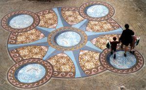 Wellingborough Wells Mosaic