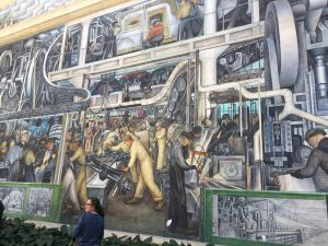 Deigo Rivera Mural