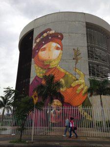 Mural Artist INTI