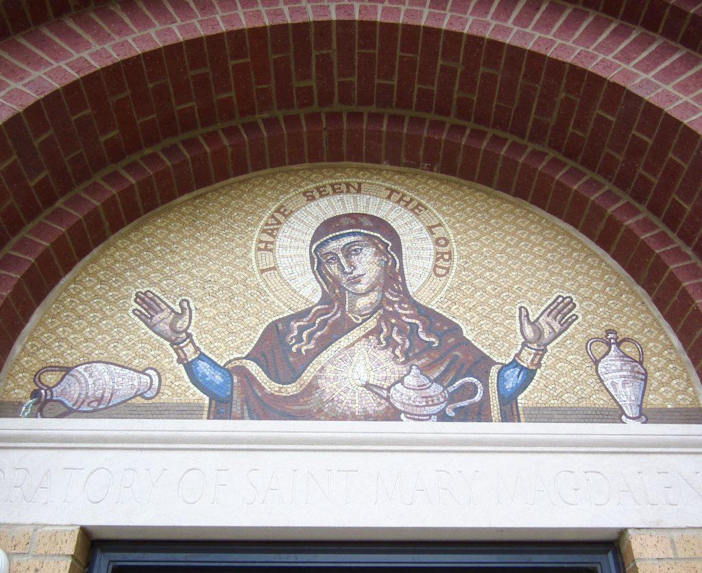 Mary Magdalene Mosaic
