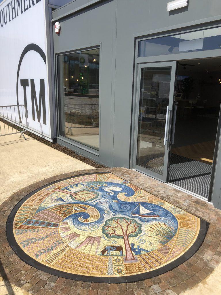 Thamesmead Mosaic view