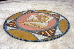 Woman Mosaic