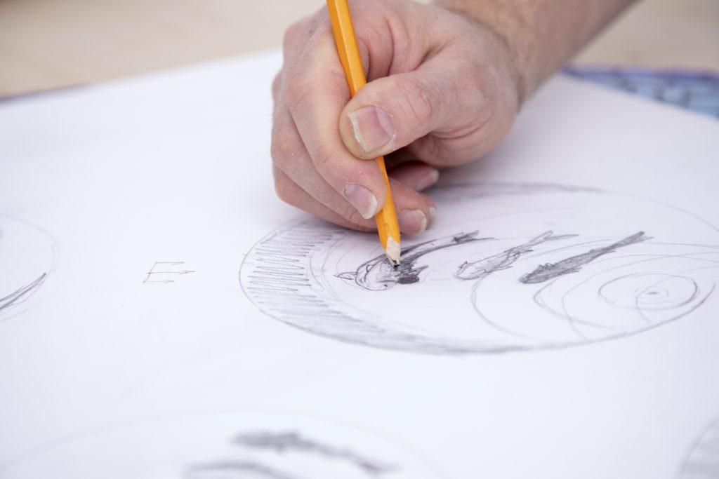 Designing your mosaic
